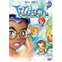 Witch Vol 2 Disc 4