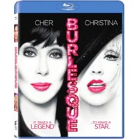 Burlesque (Blu-Ray Disc)