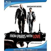 From Paris With Love (Paris'ten Sevgilerle) (Blu-Ray Disc)