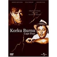 Cape Fear 1962 (Korku Burnu 1962) ( DVD )