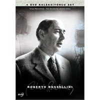 Roberto Rossellini Box Set (4 Disc)