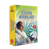 Zihin Oyunları Set 3 (DVD)