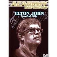 Karaoke Academy Karaoke Dvd Elton John Greatest Hits