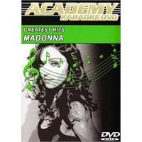 Karaoke Academy Karaoke Dvd Madonna Greatest Hits