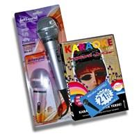 Karaoke Star No:5 Rengahenk Türküler (Mikrofon Hediyeli)