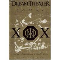 Dream Theater - Score - 20th Anniversary World Tour