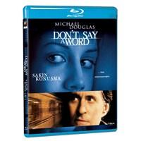 Don't Say A Word (Sakın Konuşma) (Blu-Ray Disc)