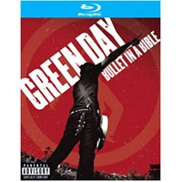Green Day - Bullet In A Bible Blu-Ray Dvd