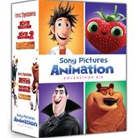 Sony Animasyon Box Set- Koleksiyon 1 ( 4 Disc DVD )