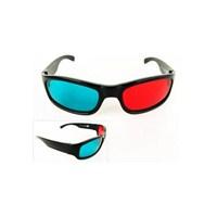 Xtan 3D (3 Boyutlu) Gözlük (Mavi-Kırmızı) (Özel Kutulu)