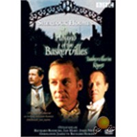 The Hound Of Baskervılles (Sherlock Holmes: Baskervılle'lerin Köpeği) ( DVD )