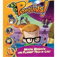3-2-1 Penguins The Doom Funnel Resque & Moon Menace On Planet Tell A Lie (3-2-1 Penguenler Kurtarma