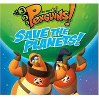 3-2-1 Penguenler: Gezegeni Koru (3-2-1 Penguıns: Save The Planet)