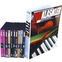 DVD Klasikler Jazz Müzik Seti (10 DVD + 10 Fasikül)