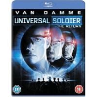 Universal Soldiers: The Return (Evrenin Askerleri: Dönüş) (Blu-Ray Disc)