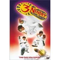 3 Ninjas Knuckle Up ( DVD )