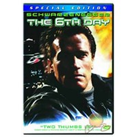 The 6TH Day (Altıncı Gün) ( DVD )