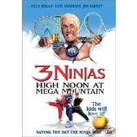 3 Ninjas (High Noon) ( DVD )