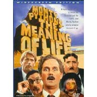 My Python S The Meaning Of Life ( DVD )