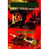 Roughnecks Starship Troopers Chronicles 2 (The Tesca Campaıgn) ( DVD )