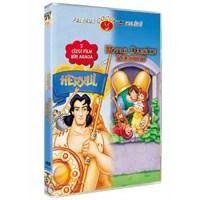 Herkul-notre Dame'ın Kamburu (2 Film Bir Arada) ( DVD )