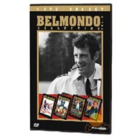 Belmondo Collection Vol. 2 (4 Disk DVD Box Set)