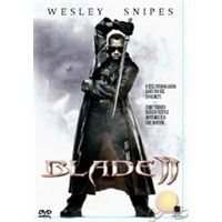 Blade 2 (Bıçağın İki Yüzü 2) ( DVD )