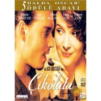 Chocolat (çikolata ) ( DVD )