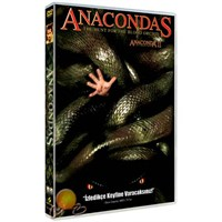 Anacondas: The Hunt For The Blood Orchid (Anaconda 2:lanetli Orkidenin Peşinde) ( DVD )