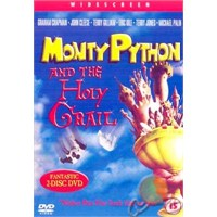 Monty Phyton And The Holy Graıl (Kutsal Kupa)(Double) ( DVD )