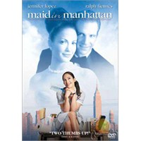 Maıd In Manhattan (Aşk Masalı) ( DVD )