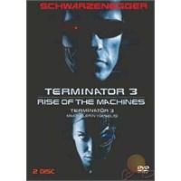 Terminator 3: Rise Of The Machines (Terminatör 3: Makinelerin Yükselişi) ( DVD )