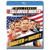 Talladega Nights: The Ballad Of Ricky Bobby (Talladega Geceleri: Ricky Bobby Hikayesi) (Blu-Ray Disc