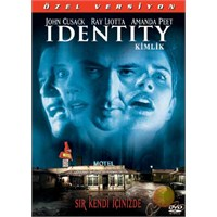 Identity (Kimlik) ( DVD )