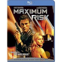Maximum Risk (Maksimum Risk) (Blu-Ray Disc)