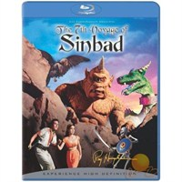 The 7TH Voyage Of Sinbad 50th Year Anniversary Edition (Sinbad'ın 7. Yolculuğu 50. Yıl Özel Versiyon