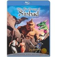 The 7TH Voyage Of Sinbad 50th Year Anniversary Edition (Sinbad'ın 7. Yolculuğu 50. Yıl Özel Versiyon