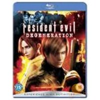 Resident Evil Degeneration (Ölümcül Deney Dejenerasyon) (Blu-Ray Disc)