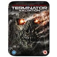 Terminator Salvation (Terminatör Kurtuluş) (2 Diskli Metal Kutu)