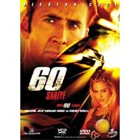 Gone In 60 Seconds (60 Saniye) ( DVD )