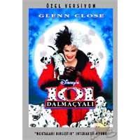 101 Dalmatians (101 Dalmaçyalı) ( DVD )