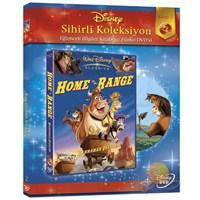 Home On The Range (Kahraman İnekler) (Sihirli Koleksiyon DVD + Kitap)