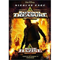 National Treasure (Büyük Hazine) ( DVD )