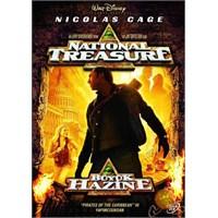 National Treasure (Büyük Hazine) ( DVD )