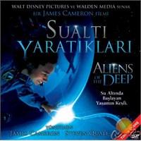 Sualtı Yaratıkları (Aliens Of The Deep) ( VCD )