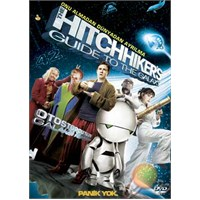 Hıtchhıkers Guide To The Galaxy (Bir Otostopçunun Galaksi Rehberi) ( DVD )