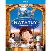 Ratatouille (Ratatuy) (Blu-Ray Disc)