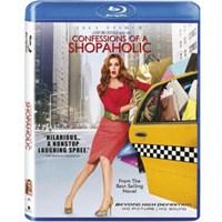 Confessions Of A Shopaholic (Bir Alışverişkoliğin İtirafları) (Blu-Ray Disc)