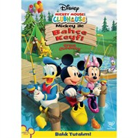 Mickey Mouse Clubhouse: Bahçe Keyfi Mickey (Mouse Clubhouse: Mickey's Great Outdoors)