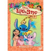 Lilo & Stitch: The Series Disc 7 (Lilo & Stitch Çizgi Filmleri Disk 7)